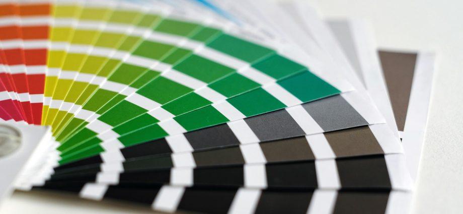 paleta barw do druku