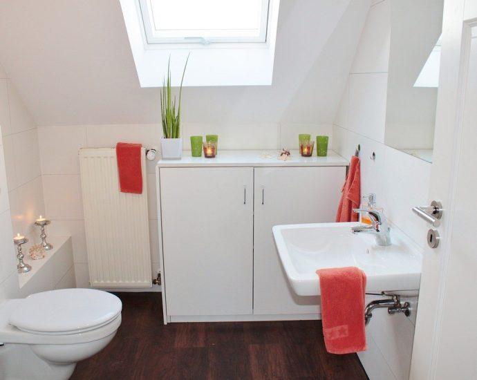 Pojemniki na papier toaletowy - publiczne toalety