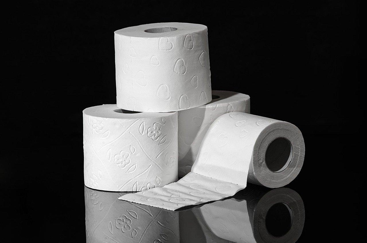 Wyposażenie w publicznych toaletach